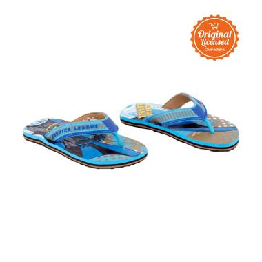 Batman Justice League Eva Sandal Anak Laki-laki - Blue