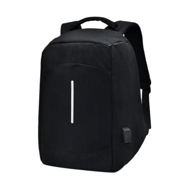 TOKUNIKU Anti Theft 920 Model 2018 USB Backpack - Black