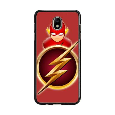 Acc Hp Flash Superhero L0235 Custom Casing for Samsung Galaxy J7 Pro