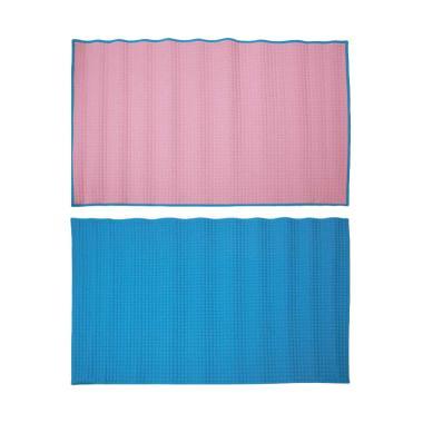 Crown Cr3838 Perlak Bayi - Biru Pink