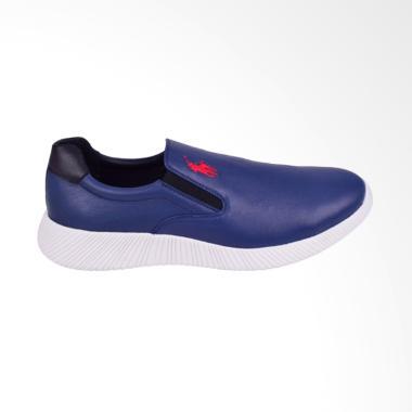 POLO RALPH LAUREN Accessories Sepatu Pria - Navy [FPZ08] - PZ0800003 -