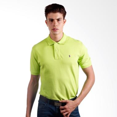 POLO RALPH LAUREN Classic Fit S-S P ... uise Lime - X02A02E02WF -