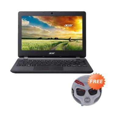 Acer Aspire ES1-132 Notebook - Blac ...  Stereo Earphones - Black