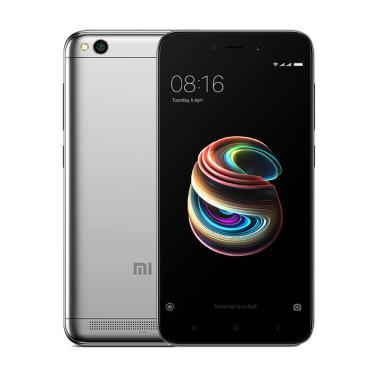 Xiaomi Redmi 5A Smartphone [16 GB/ 2 GB/ TAM] - Black Grey
