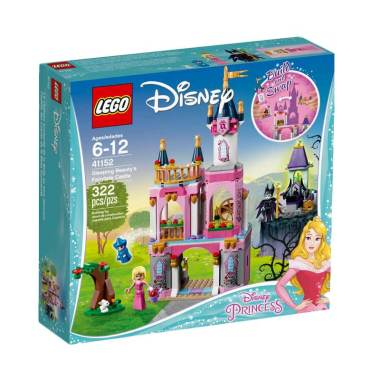 LEGO Disney 41152 Sleeping Beauty's ... le Blocks & Stacking Toys