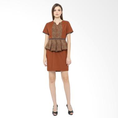 arya-putri-batik_arya-putri-batik-atr-001-br-s-dress-batik-wanita_full05 Ulasan Harga Baju Batik Wanita Yang Bagus Terbaru tahun ini