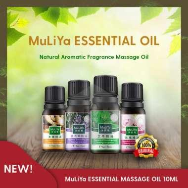 harga MuLiYa ESSENTIAL MASSAGE OIL | Body Oil | Minyak Pijat Esensial Aromaterapi | Relaxing Aromatherapy Blibli.com