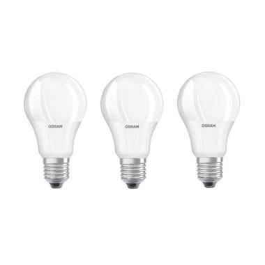 OSRAM LED Lampu Bohlam - Kuning [7 W/ 3 pcs]