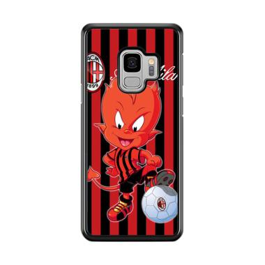 Cococase AC Milan FC E1746 Casing for Samsung Galaxy S9