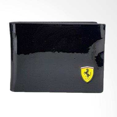 Ferrari Dompet Pria - Black [2FL782]