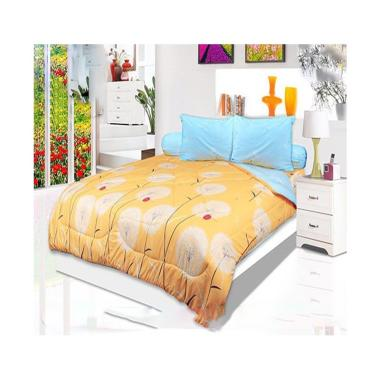 My Love Dandelion Set Sprei - Yellow [Tinggi : 30 cm]