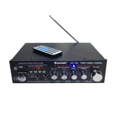 Acoustic AC136 Power Amplifier
