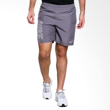 Nike Men Running Dry Short 7In Run Celana Olahraga Pria [908783-036]