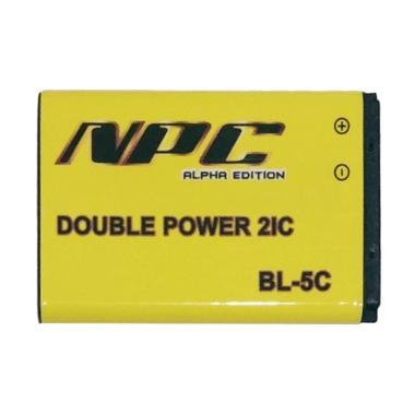 NPC BL-5C Baterai for Nokia [3300 mAh]