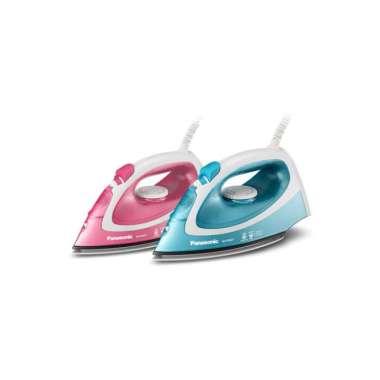 harga Panasonic Setrika Uap 350 Watt NIP300T - Pink Multicolor Blibli.com