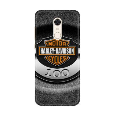 Flazzstore Harley Davidson Motorycl ... g for Xiaomi Redmi 5 Plus