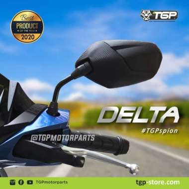 harga Spion Motor Delta Honda Aksesoris Tangkai Pendek
