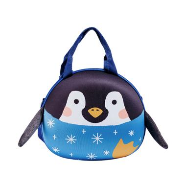 Farlin Sina & Mina Toddler Crossbody Shoulder Bag - Penguin