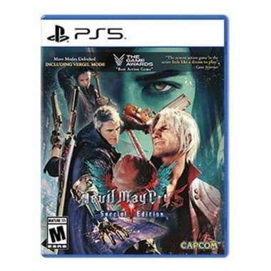harga PS5 DEVIL MAY CRY 5 Blibli.com