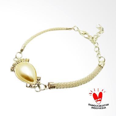 Vee GW02 Model Pita Gelang Wanita - Silver