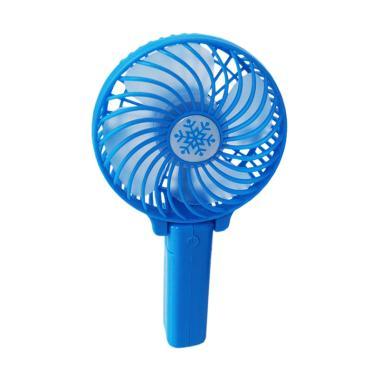 Yangunik Portable Handy Mini Fan Kipas Angin - Biru