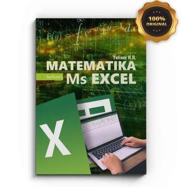 harga Original Buku Matematika Berbasis Ms Excel Blibli.com