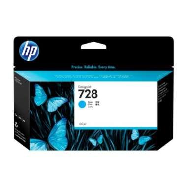 harga Tinta HP 728 PLOTTER [C M Y] ORIGINAL Cyan Blibli.com