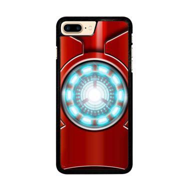 Flazzstore Iron Man R0227 Premium C ... e 7 Plus or iPhone 8 Plus