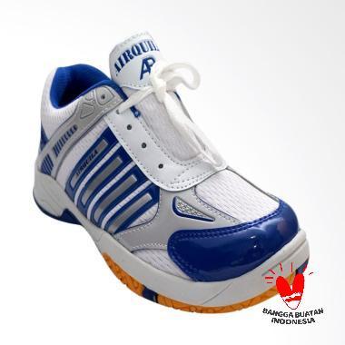 ADINOVA SHOES Arquila Sport Sepatu Olahraga Pria - Biru