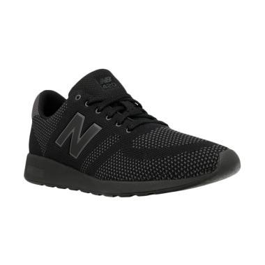 New Balance 420 Mens Running Shoes - Black [MRL420BL]