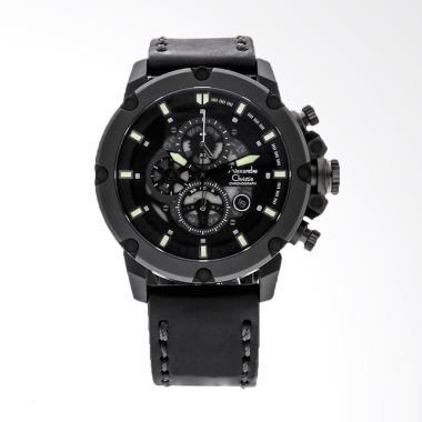 Alexandre Christie Chronograph Tali ... ria - Grey [AC6416LEPBBA]