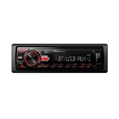 Pioneer MVH-295BT Digital Media Player Mixtrax Bluetooth Head unit