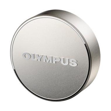 Olympus LC-61 Metal Lens Cap for ET-M7518 - Silver