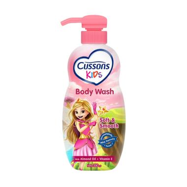 Cussons Kids Soft & Smooth Body Wash [350 mL]