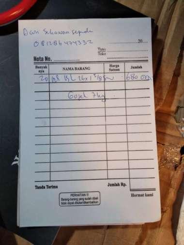 harga Dijual special order 2 Sepeda onderdil sepeda Murah Blibli.com