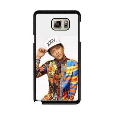 Acc Hp Bruno Mars 24k Magic Tours 2017 G0288 Custom Casing For Samsung Note 5