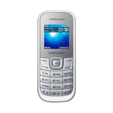 Samsung Keystone 3 SM-B109E Candybar Handphone - White [Single SIM]