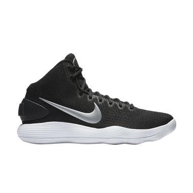 NIKE Hyperdunk 2017 Sepatu Basket Pria - Black