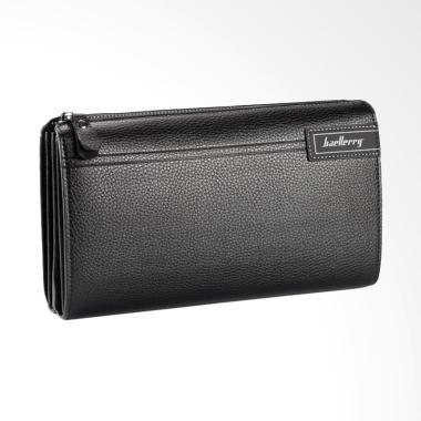 Baellerry Handbag Tas Tangan Dompet Pria - Hitam