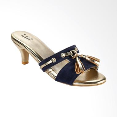 Farish Arveta Sandal Heels - Blue