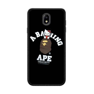 Cococase Bape Como X Hello Kitty E1721 Casing For Samsung Galaxy J5 Pro 2017
