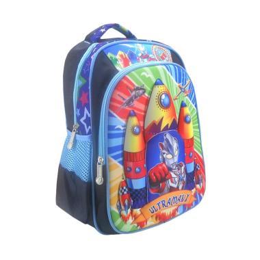 Jual CBR 6 DIC 430 Backpack Tas Sekolah Anak Laki Laki - Black ... 2380920132