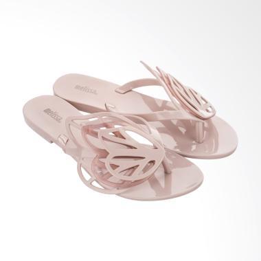 Melissa New Fly Sandal Wanita - Pink