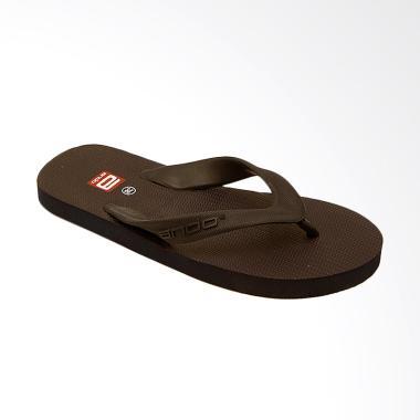 Ando Hawaii Man Jumbo Sandal Jepit Pria - Brown