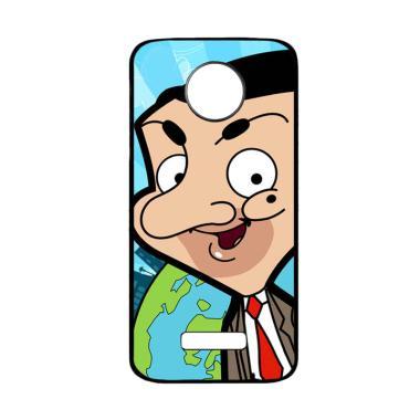 harga Bunnycase Mr. Bean Funny L0540 Custom Hardcase Casing for Motorola Moto Z Force Blibli.com