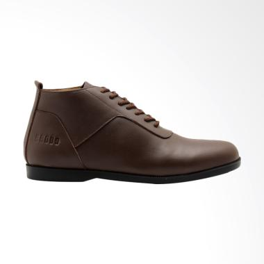Brodo Toraja BS Sepatu Formal Pria - Brown
