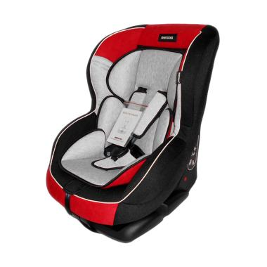 BabyDoes BD 875 Car Seat - Red