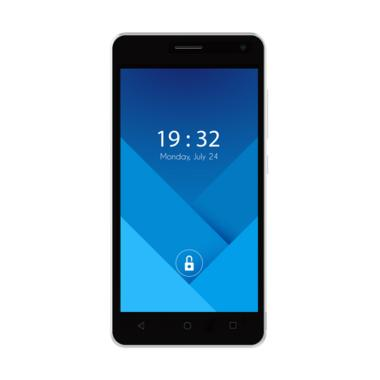 Advan Vandroid i5C Duo Fingerprint Smartphone - Putih [16GB/ 2GB]