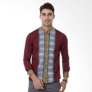 Daftar Produk Baju Muslim Pria Merah Vm Rating Terbaik Terbaru