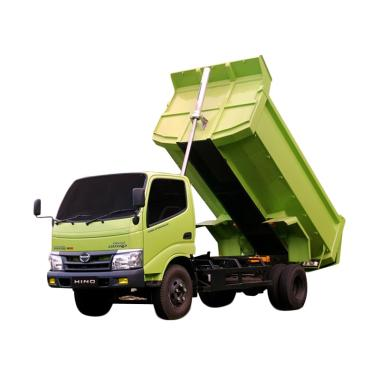 harga Hino Dutro 130 HD 4.0 Diesel M/T Mobil Bak Custom - Green [Jadetabek] Blibli.com